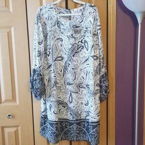 Loft Dress NWT sz 24